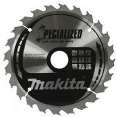 Makita 136x20mm TCT Cordless Circular Saw Blade - 16 Teeth (B-10643)